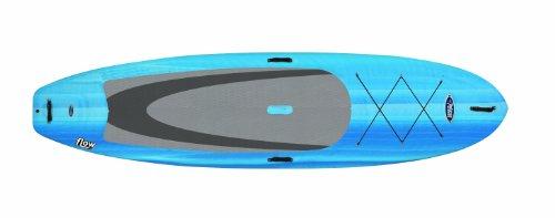 Pelican Sup Flow 116 Board, Fade Blue/White