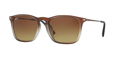 Ray-Ban Unisex 0RB4187F 54mm Taupe One - Italy Ray Ban Design