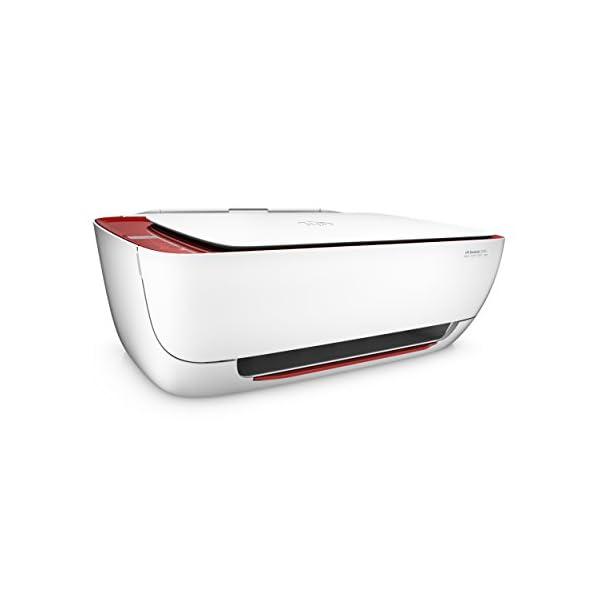 HP DeskJet 3637 - Impresora multifunción (Inyección de Tinta térmica A4, WiFi, Color, Negro, Cian, Magenta, Amarillo) Color Blanco 1