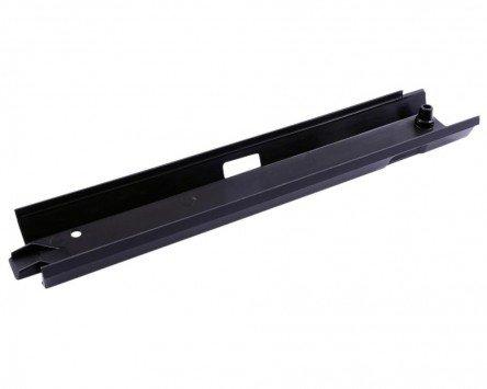 Kabel Abdeckung Kabelrinne f/ür Maxi in schwarz