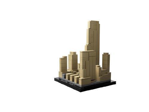 LEGO Architecture Rockefeller Center (21007)