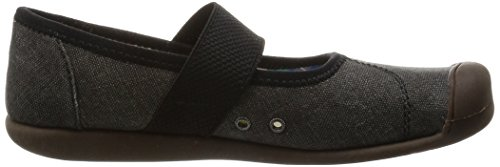 Black Mary Sienna KEEN US New 11 Canvas Jane MJ Mujeres M 5xIqwqaB0