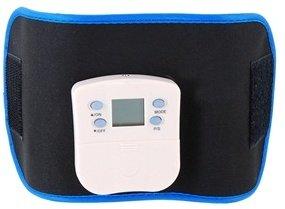 AB Gymnic exercice de muscle abdominal gymnastique électronique Ceinture (Noir)