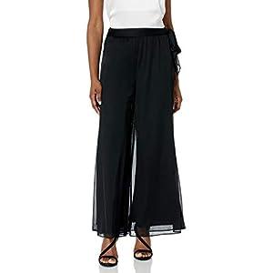 Best Epic Trends 31wIl9XvnCL._SS300_ Alex Evenings Women's Wide Leg Dress Pant (Petite Regular Plus Sizes)