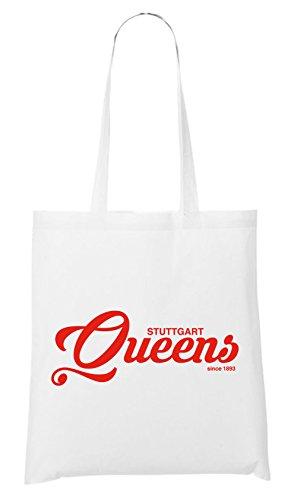 Stuttgart Queens Bag Bianco Maniaco Certificato