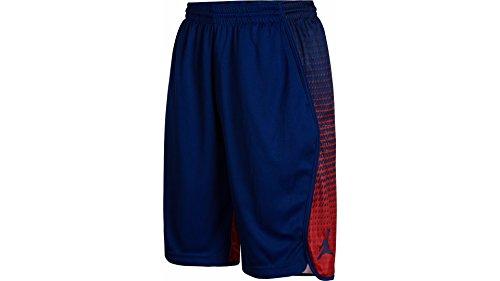 Air Jordan Big Boy's Dri-Fit Jumpman Flight Victory Athletic Shorts (M (10-12 YRS))