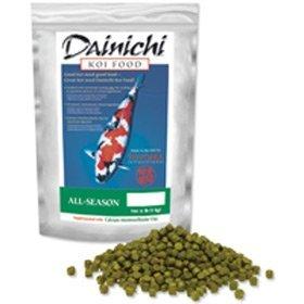 Dainichi All Season Koi Fish Food - 11 lbs. (Medium Pellet) (The Best Koi Food)