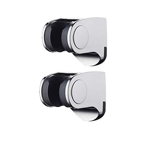 Awesomecar Shower Head Handset Holder Bathroom Wall Mount Adjustable Bracket Banner Arm Mounting Kits