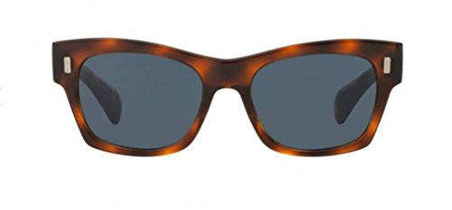 Oliver Peoples The Row 71st Street - Tortoise / Blue - 5330 1556R5 - - Row Sunglasses The