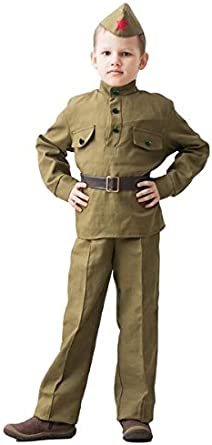 Smiffys WW2 Disfraz para ni/ña