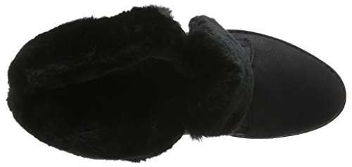 Blink Dupree, Zapatillas de Estar por Casa para Mujer, 36 EU Negro - negro (negro 01)
