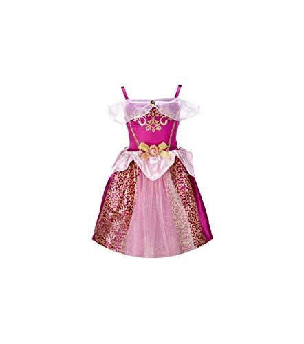 (Girl Costume Cinderella Snow White Cosplay Princess Rapunzel Aurora)