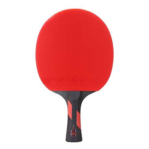 HermosaUKnight Raqueta de Tenis de Mesa REIZ 5 Estrellas ...