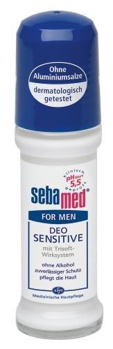 Sebamed Roll-On For Men, 3er Pack (3 x 50 ml)
