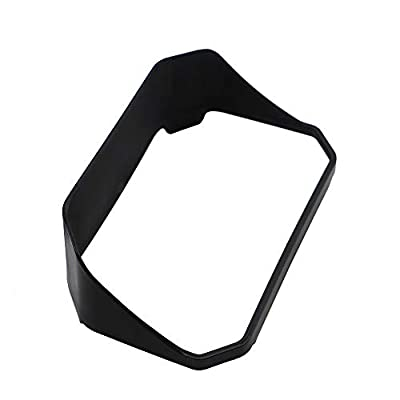 Motorcycle Instrument Sun Visor, GUAIMI Glare Shield for Cockpit TFT 6.5 inch - Connectivity Display for BMW R1200GS LC 2020-2020 R1200GS LC Adventure 2014-on R1250GS/Adventure/R F850GS F750GS: Automotive