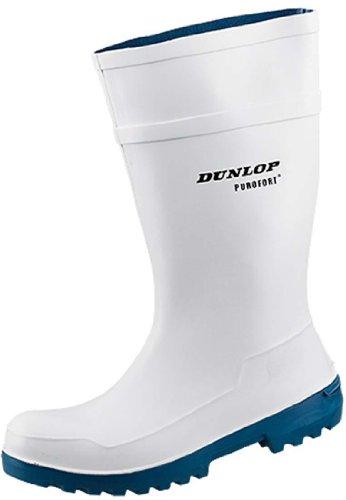 Dunlop Boots Boots Dunlop WHITE Men's White White Men's WHITE Men's Dunlop Owq8PSOr
