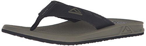 Black Olive Phantom Men's Reef Sandal wZHUqBa