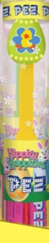 PEZ 2014 Easter Egg-Shaped Candy Dispenser & Pez Candy - Shaped Heads Egg