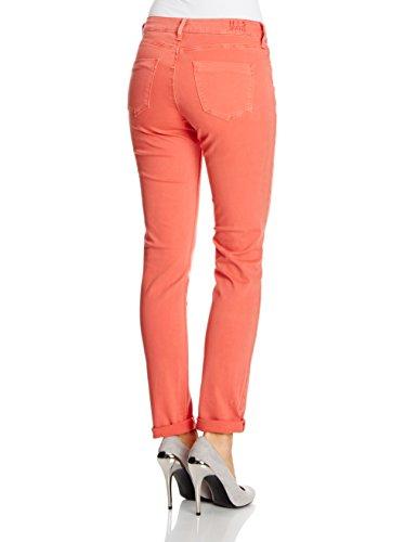 H.I.S. - Vaqueros skinny / slim fit para mujer Azul (Cool Coral Red)