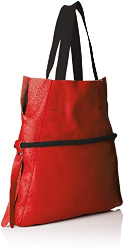 A Rosso Chicca Borsa w L Spalla Donna Cm Cbc3335tar H Borse X 8x35x40 HWWnBw7tx