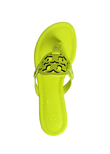 Tory Burch Women's Miller Fluo Yellow clearance websites buy cheap clearance store discount 2014 unisex discount fashionable outlet countdown package du9S4POCB