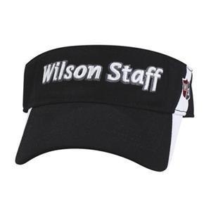Wilson Golf Visor Cap Black