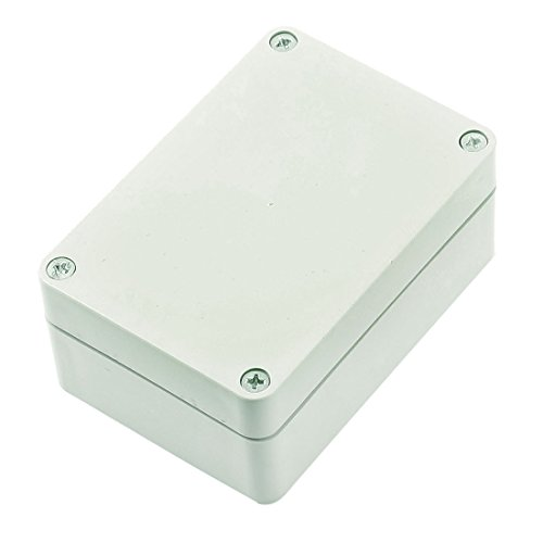 Waterproof Plastic Sealed Electric Junction Enclose Box 83mmx58mmx35mm