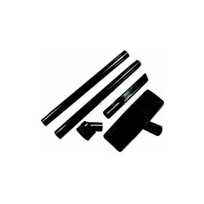 32mm Kit d'outils, y compris 2x tiges Rallonge 1x Suceur plat 1x Brosse 1x et 1x Outil Sol Principal Convient pour sols durs et moquettes–Compatible avec la plupart des as