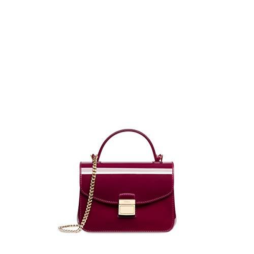 Furla Women's Candy Sugar Mini Cross Body Bag, Mirto, One Size