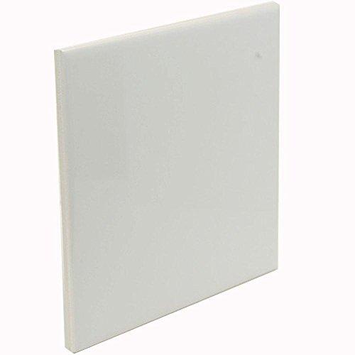Glossy White Ceramic 6