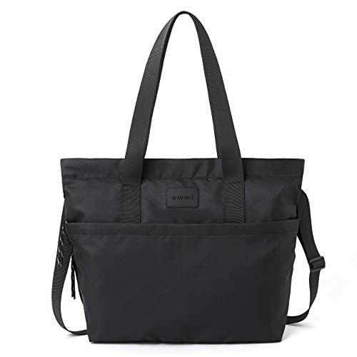 emmi active tote bag book black 画像 B