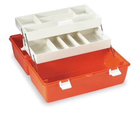 First Aid Storage Case, 11-1/2'' W x 19'' L x 10-1/2'' H