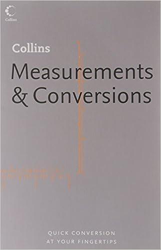 Collins Measurements /& Conversions