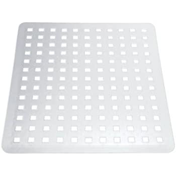 Amazon Com Sink Mat Medium Crystal Clear Pvc Sink