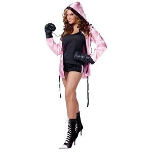 [Knockout! Costume - Small/Medium - Dress Size 2-8] (Knock Out Costumes)