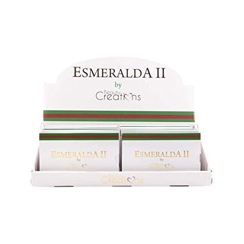 Beauty Creations ESMERALDA II Eyeshadow Palette 15 Pigmented Colors