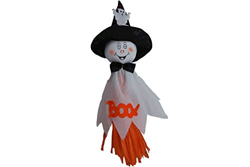 Halloween Props Halloween Scary Dolls Halloween Decorations Cute Hanging Ghost(Pack of (Halloween Picters)
