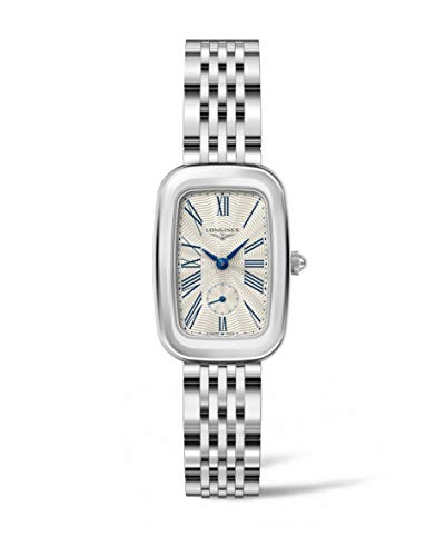 Longines Equestrian Silver Dial Unisex Watch L6.142.4.71.6