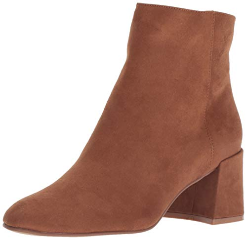Chinese Laundry Women's DARIA Ankle Boot, TAN Suede, 7 M US Chinese Laundry Suede Boots