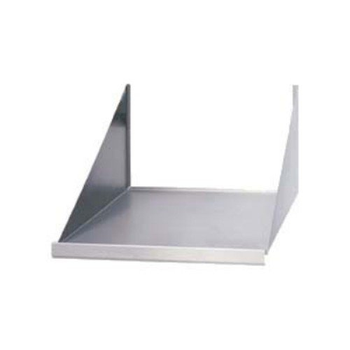 John Boos EBMS6-2030 20'' x 30'' Stainless Steel Microwave Shelf by John Boos