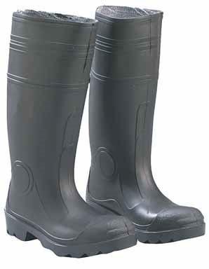 ONGUARD 87401 PVC Men's Buffalo Plain Toe Knee Boots with Lug Outsole, 16
