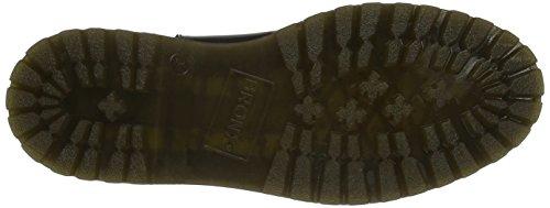 Bronx Rifka-Chunky, Zapatillas de Estar por Casa para Mujer, 36 EU Negro - negro (negro 01)