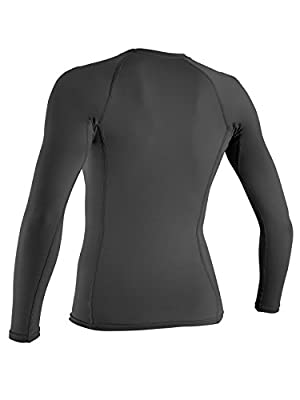 O'Neill Women's Basic Skins Upf 50+ Long Sleeve Rash Guard