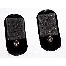 Set of two replacement sensor pads for SleepGuard biofeedback headband
