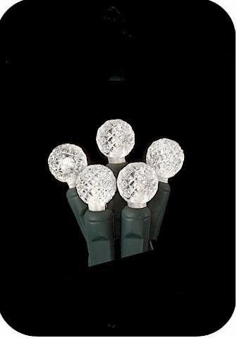 (70) Bulbs - LED - Pure White G12 Christmas Lights - Length 24 ft - Amazon.com: (70) Bulbs - LED - Pure White G12 Christmas Lights