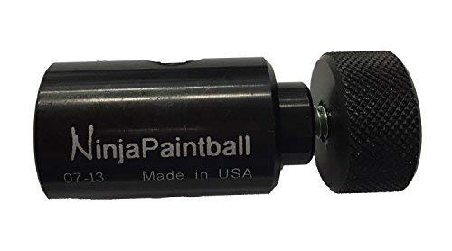Ninja Paintball UFA Universal Fill Adapter on / Off - Two Ports by Ninja Paintball