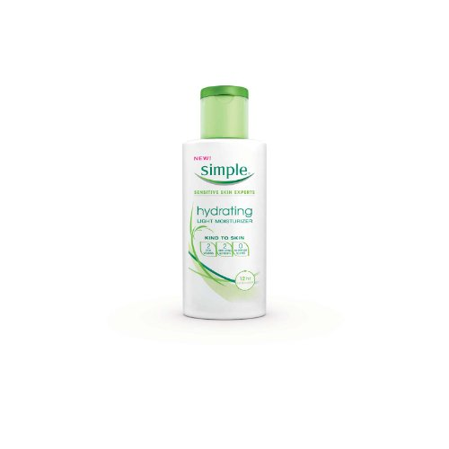 Price comparison product image Simple Hydrating Light Moisturizer, 4.2 Ounce