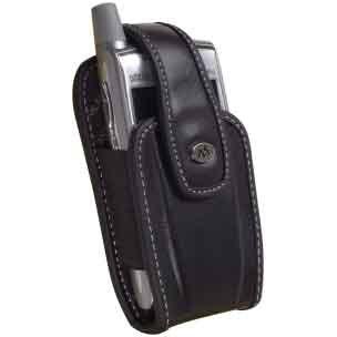 Blackberry 7130e Leather Case - 4