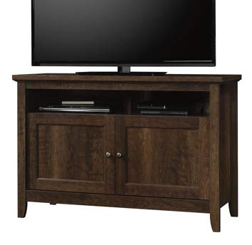 online store 25dfd 71464 Amazon.com: 55 Inch Tv Stand - Estate Toffee Wood with ...