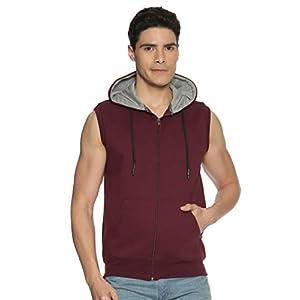 Diverse Men Hooded Sweatshirt
